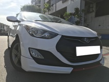 2014 HYUNDAI ELANTRA 1.6 (AT) 100% FULL LOAN