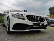 Mercedes-Benz W205 C63 AMG PP Bodykit Taiwan No.1 Brand Exterior & Body Parts > Car body kits