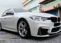 BMW F30 M3 Front Bumper Bodykit, TW No.1 PP Body kit Brand Exterior & Body Parts > Car body kits