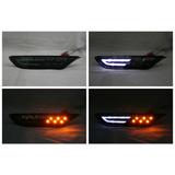 Nissan GTR 07 Smoke Light Bar LED Side Lamp Lighting