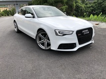2011 AUDI A5 2.0 TFSI S Line Quattro RS5 Bang and Olufsen Pre Collision MMI BSM Push Start