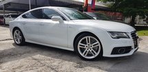 2014 AUDI A7 TFSI QUATTRO S-Line UNREG JPN SPEC BIG SALES OFFER RM258,000.00 NEGO