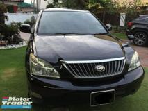 2007 TOYOTA HARRIER 240G