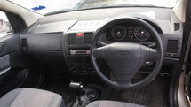2005 HYUNDAI GETZ 1.3AT 2 DOOR 2005/2007