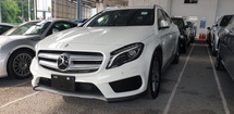 2014 MERCEDES-BENZ GLA 250 AMG 4MATIC ACTUAL YEAR MAKE SST INCLUDE