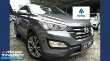 2014 HYUNDAI SANTA FE 2015 SANTA FE 2.4 EXECUTIVE PLUS 38K KM FULL Srvc