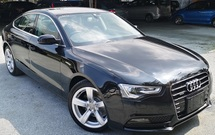 2015 AUDI A5 2015 AUDI A5 2.0 TFSI QUATTRO FACELIFT SPORTBACK JAPAN SPEC CAR SELLING PRICE ONLY RM 188,000.00