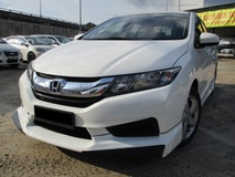 2014 HONDA CITY 1.5S+ Full BOdykits