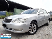 2006 TOYOTA CAMRY 2.4 (A) FULL LEATHER SEAT