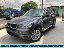 2013 BMW X5 3.0 xDrive35i FACELIFT LOCAL SPEC ORIGINAL CONDITION 1DOCTOR OWNER LOW MILEAGE