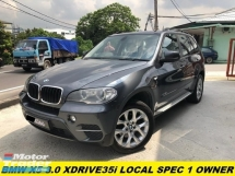 2013 BMW X5 X DRIVE 35I REAR SUSPENSION WITH SELF LEVELING NEW FACELIFT ONE DOCTOR OWNER 99% LIKE NEW MUCH BUY