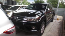 2017 TOYOTA HILUX 2.4G DOUBLE CAB 4X4
