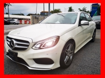 2014 MERCEDES-BENZ E-CLASS E250 AMG *UNREG* - YEAR END SALE - PRICE ON THE ROAD