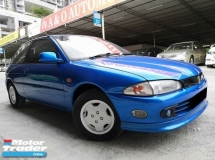 1998 PROTON SATRIA Proton SATRIA 1.3 MT TIP TOP CONDITION 1 OWNER