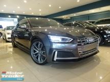 2017 AUDI S5 3.0 SportBack S.Line (New Model). Price NEGOTIABLE. Provide WARRANTY. BMW Mercedes Benz Audi