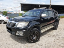 2012 TOYOTA HILUX 2.5 G (A) GOOD CONDITION