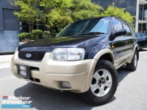2004 FORD ESCAPE 3.0 full spec