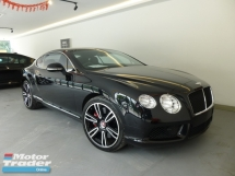 2014 BENTLEY CONTINENTAL GT 4.0 V8 MULLINER SPEC V8 S. Price NEGOTIABLE. Provide WARRANTY. Free Servicing Bentley Rolls Royce