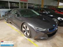 2015 BMW I8 ead Up Display Surround Camera Local AP Unreg