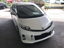 2014 TOYOTA ESTIMA 2014 [NO SST] 2.4 AERAS NEW FACELIFT [TOP QUALITY WITH LOWEST PRICE IN TOWN] NEGOTIABLE CALL ME FOR MORE INFO