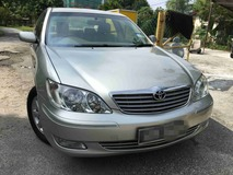 2003 TOYOTA CAMRY 2.4V (A) One Owner Tip Top
