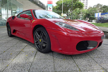 2007 FERRARI 430 60TH ANNIVERSARY
