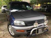 1999 TOYOTA RAV4 2.0 (A) One Owner