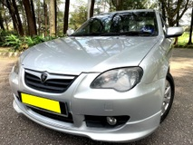 2011 PROTON PERSONA 1.6 ELEGANCE HIGH LINE (A) LEATHER BODY KIT R3