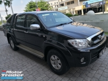 2010 TOYOTA HILUX DOUBLE CAB 2.5G (AT) NEW FACELIFT