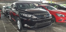 2016 TOYOTA HARRIER 2.0 ELEGANCE PREMIUM ACTUAL YEAR MAKE SST INCLUSIVE