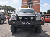 1997 TOYOTA PRADO TOYOTA LANDCRUISER PRADO 2.7 MANUAL,VERY GOOD CONDITION,FREE TEST DRIVE