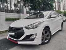 2013 HYUNDAI ELANTRA 1.6 sport auto
