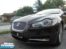 2010 JAGUAR XF 3.0 Luxury V6 Petrol PaddleShift Keyless PushStart SUPERB LikeNEW Reg.2013