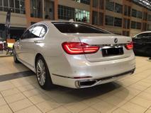 2016 BMW 7 SERIES 730Li 2.0 Twin Turbo