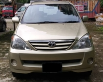 2007 TOYOTA AVANZA 1.3 Manual 1 Owner Running Well Original Condition