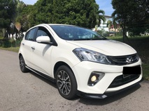 2018 PERODUA MYVI ADVANCE 1.5 (A) - JUST LIKE NEW