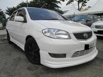 2004 TOYOTA VIOS 1.5E AUTO