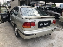1997 HONDA CIVIC 1.6. Manual