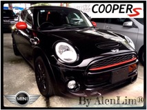 2015 MINI Cooper S 2.0 TURBO (UNREG) I DRIVE