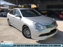 2010 NISSAN SYLPHY 2.0L X-CVT LUXURY IMPUL HIGH SPEC ONE MALAY OWNER TIPTOP CONDITION LOW MILEAGE FULL LEATHER