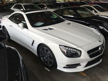2014 MERCEDES-BENZ SL MERCEDES-BENZ SL400 3.0 AMG CONVERTIBLE TWIN TURBO SPORT MODEL (RM) 338,000.00