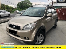 2012 TOYOTA RUSH 1.5 S (AT)  FACELIFT HIGHT SPEC LEATHER SEAT 1 LADY ONWER TIPTOP