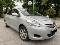2009 TOYOTA VIOS 1.5J (AT) Full Loan Available