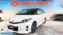 2015 TOYOTA ESTIMA 2.4 AERAS PREMIUM EDITION ROOF MONITOR POWER DOOR ELECTRIC SEATS CNY PROMOTION