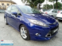 2012 FORD FIESTA 1.6 S (A) Sport Hatchback  Full Bodykits