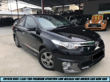 2018 TOYOTA VIOS 1.5 TRD SPORTIVO NEW VERSION HIGH SPEC SHOWROOM CONDITION ONE OWNER TIPTOP CAR LOW MILEAGE