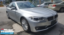 2015 BMW 5 SERIES 528i Luxury Unreg 1 YEAR WARRANTY