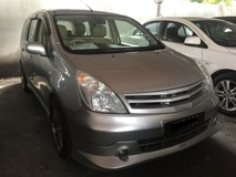 2008 NISSAN LIVINA 1.6 (A) Actual Year Make 2008
