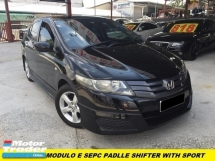 2011 HONDA CITY 1.5E MODULO SPEC PADDLE SHIFTER  WITH ECO MODE AND SPORT MODE