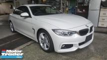 2014 BMW 4 SERIES 420i M Sport Coupe Unreg 1 YEAR WARRANTY